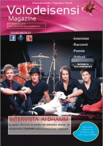 Copertina Magazine num 31